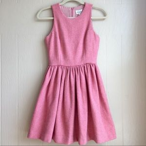 Anthropologie Anabel Wool Party Dress